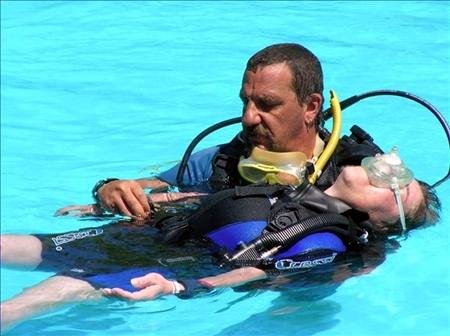 PADI Rescue Diver course with Peponi Divers Mombasa