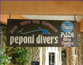 Welcome at Peponi Divers